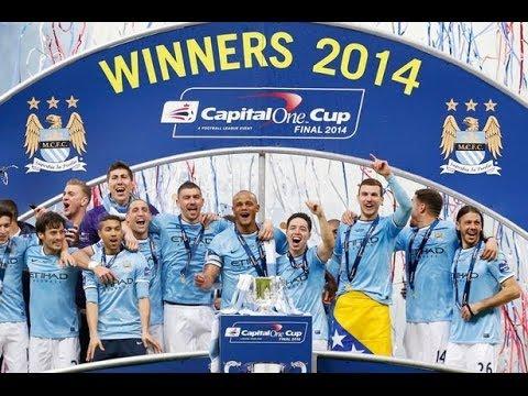 Manchester City 2-0 West Ham United