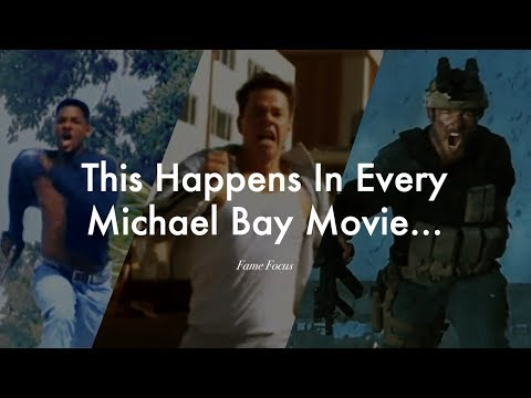 Things That Happen In Every Michael Bay Movie