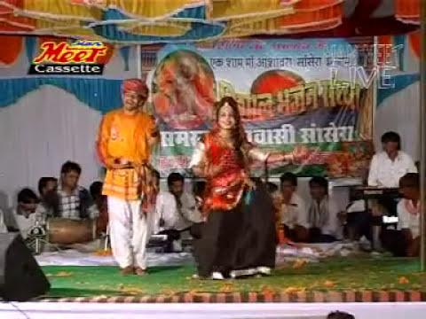 Kaluram Bikharniya Live Bhajan Deewana Tera Aaya By Renga Dewasi...