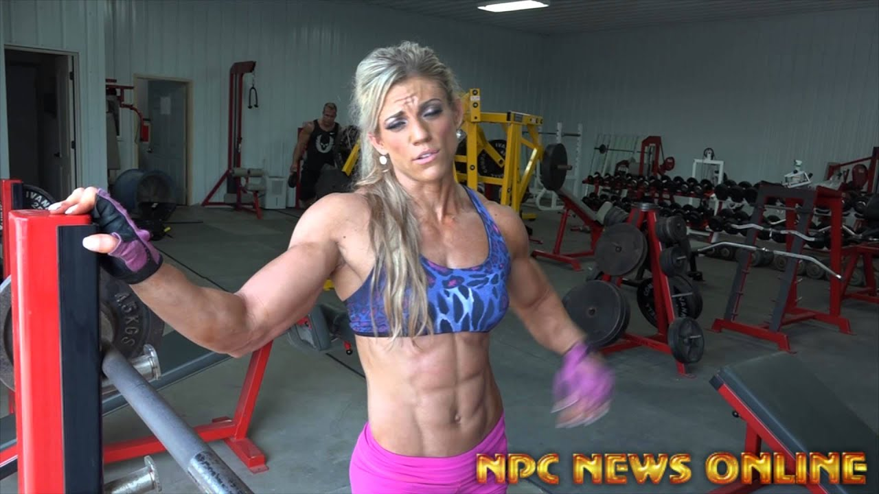 Autumn Swansen Nutrition, Weights and Measurments Video ...
