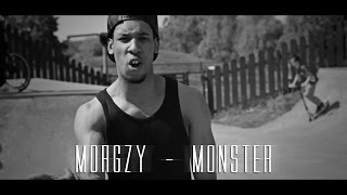 Morgzy - Monster [Official Video]: Blast The Beat TV