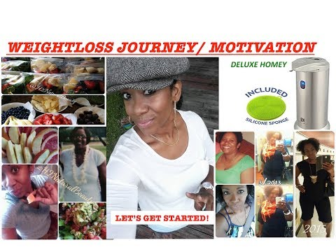 MY WEIGHTLOSS JOURNEY| DELUXE HOMEY REVIEW| MOTIVATION