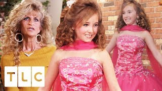 Will This Frugal Mother's $9 Pageant Dress Wow The Judges?   Toddlers & Tiaras