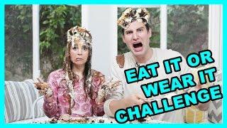 EAT IT OR WEAR IT CHALLENGE! w/ Rosanna Pansino