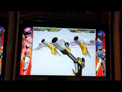 Power rangers card battle 2 - DX power MMPR