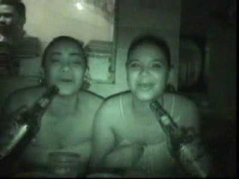Chicas Dominicanas singing in Dominican Republic Pto Plata