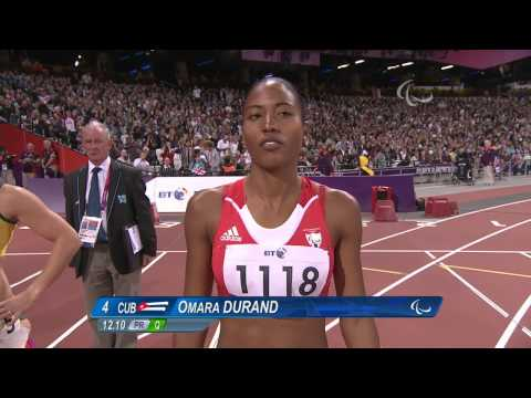 Athletics - 6-Sep-2012 - Evening - London 2012 Paralympic Games