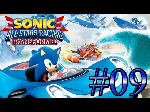 Let's Play : Sonic & All-Stars Racing Transformed - Parte 9