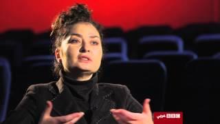 Leila Sansour  سینما بدیله: مقابلة مع ليلى صنصور