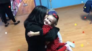 Armelle Andrea's 1st Week of Preschool