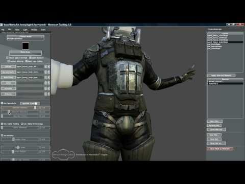Marmoset Toolbag - Full Preview