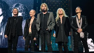 DEF LEPPARD -  Joe Elliott's COMPLETE Rock & Roll Hall of Fame Induction Speech