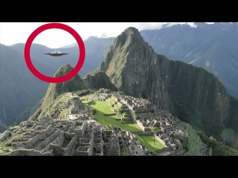 UFO Peru Meteorite Cusco meteor disburses UFO fleet over Machu Picchu 8/25/2011 Music Videos