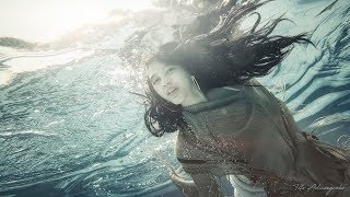 SONY RX100M5  Slow Motion Underwater A Short date with Mervinta