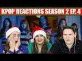 RED VELVET PEEK-A-BOO REACTION (KPOP REACTIONS S2 EP.4)