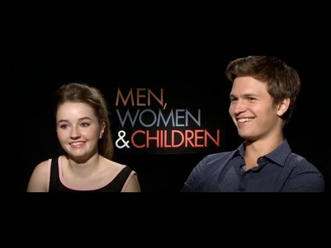 Ansel Elgort Jokes About Taking His Nude Photos Off iCloud