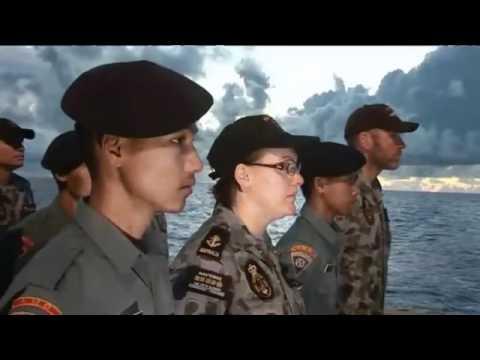 Hmas Ararat On Australia  Indonesia Coordinated Patrol  Ausindo Corpat  2011