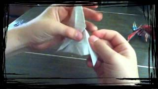 Easy Origami Dragon!!!