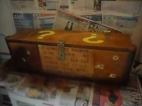 Black ops zombies mystery box real life on ebay now.