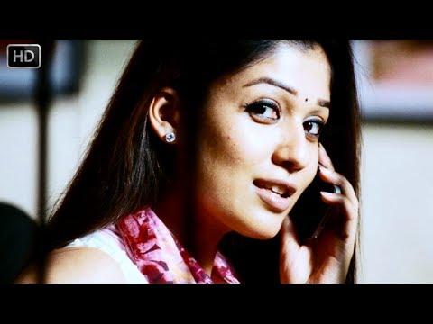 Action Khilladi | Malayalam Movie | Romantic Scene Nayanthara...