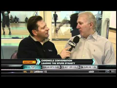 Nice, candid interview with Popovich  2011-01-24
