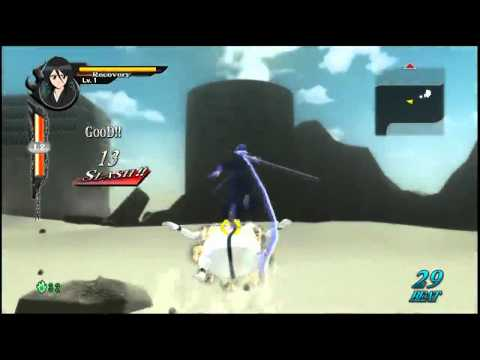 Bleach Soul Ignition Mission Mode Gameplay 5