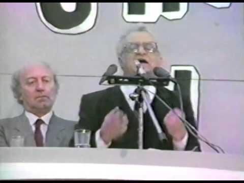 Mass Meeting – Granaries, Floriana – 14th December 1986