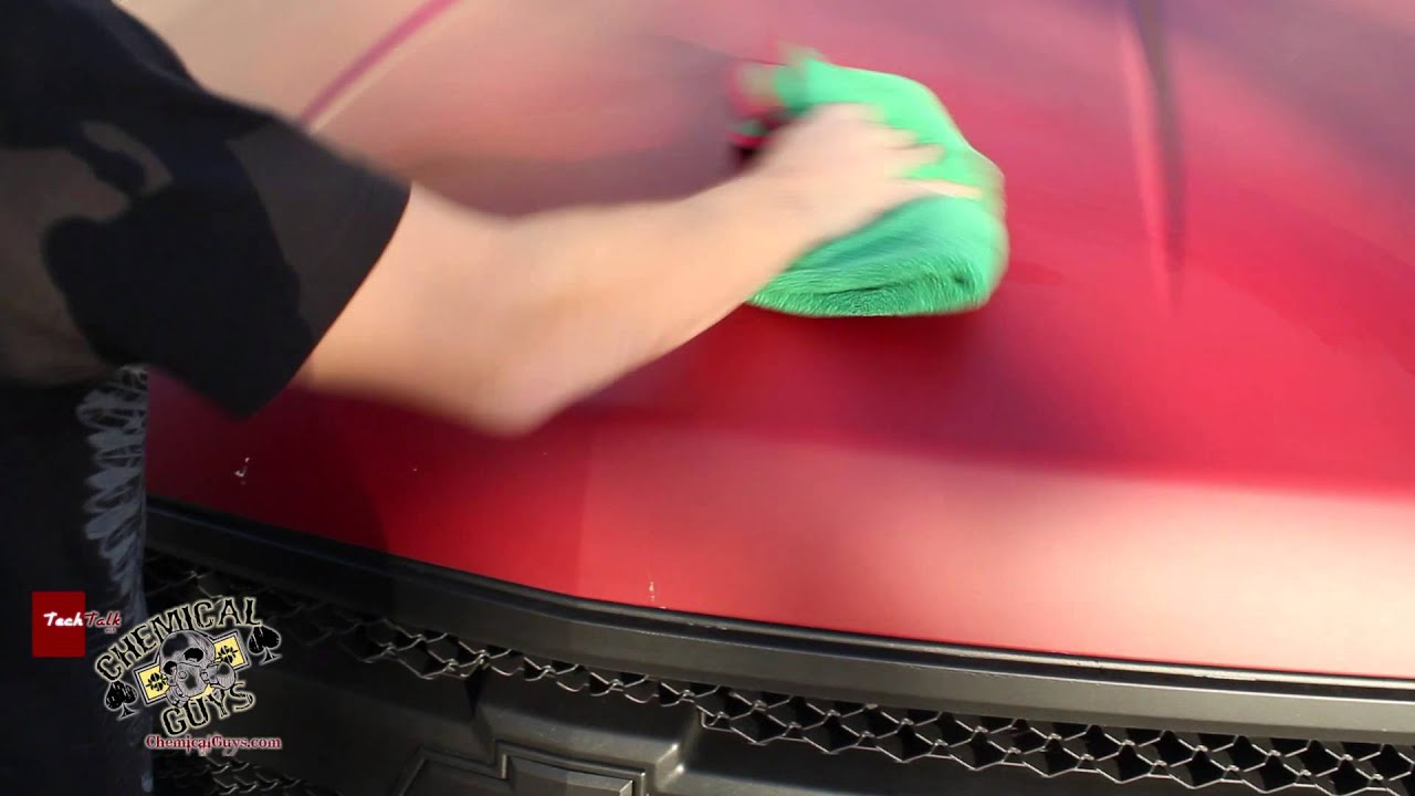 how to remove clear bra adhesive from car