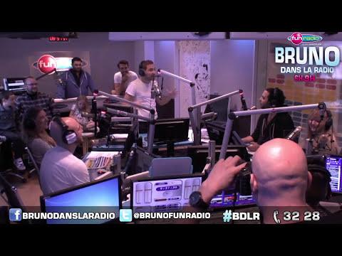 Le best of en images de Bruno dans la radio (29/10/2014)