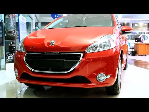 Lançamento Review Peugeot 208 Allure 1.5 2014 (Canal Top Speed)