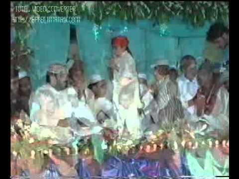Haider Ali Lahore (cramp Market Machine Mohallah No 3 Jhelum) Mahfle Naat.flv Allah Ho Allah video