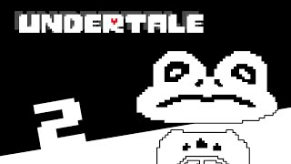 Undertale Blind - Part 2 - Eat your Greens!