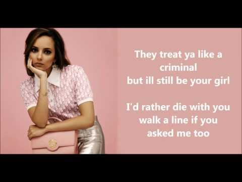 They Just Don't Know You Lyrics - Little Mix (Salute)