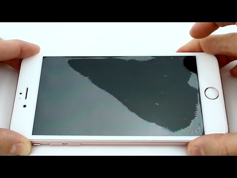 Installing the Imos Edge to Edge Curved Gorilla Glass Screen Protector (2nd Gen) for iPhone 6s Plus
