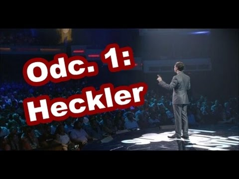 Encyklopedia Stand-upu (odc. 1): Heckler