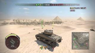 World of Tanks PS4 M4 Sherman