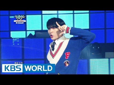 VIXX - Love Equation | 빅스 - 이별공식 [Music Bank K-Chart #1 / 2015.03.06]