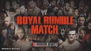 WWE Royal Rumble 2014 - Full Match Card & Promo [FULL HD]