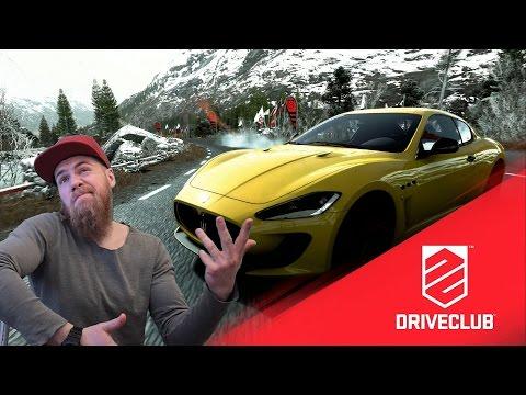 Driveclub - Хороша ли Maserati?! Прохождение