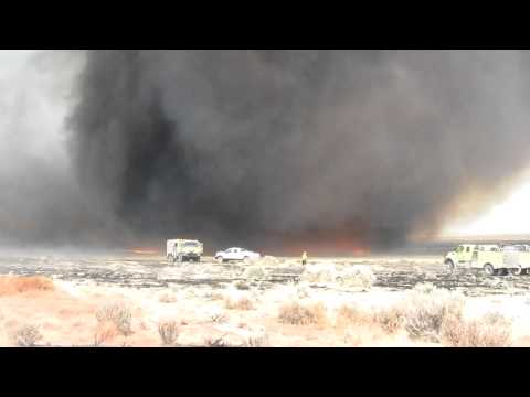 Insane Tornado of Fire - Dwarfs  Hotshots