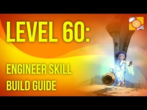 Dragon Nest Engineer Level 60: Skill Build Guide (Shooting Star/GM)