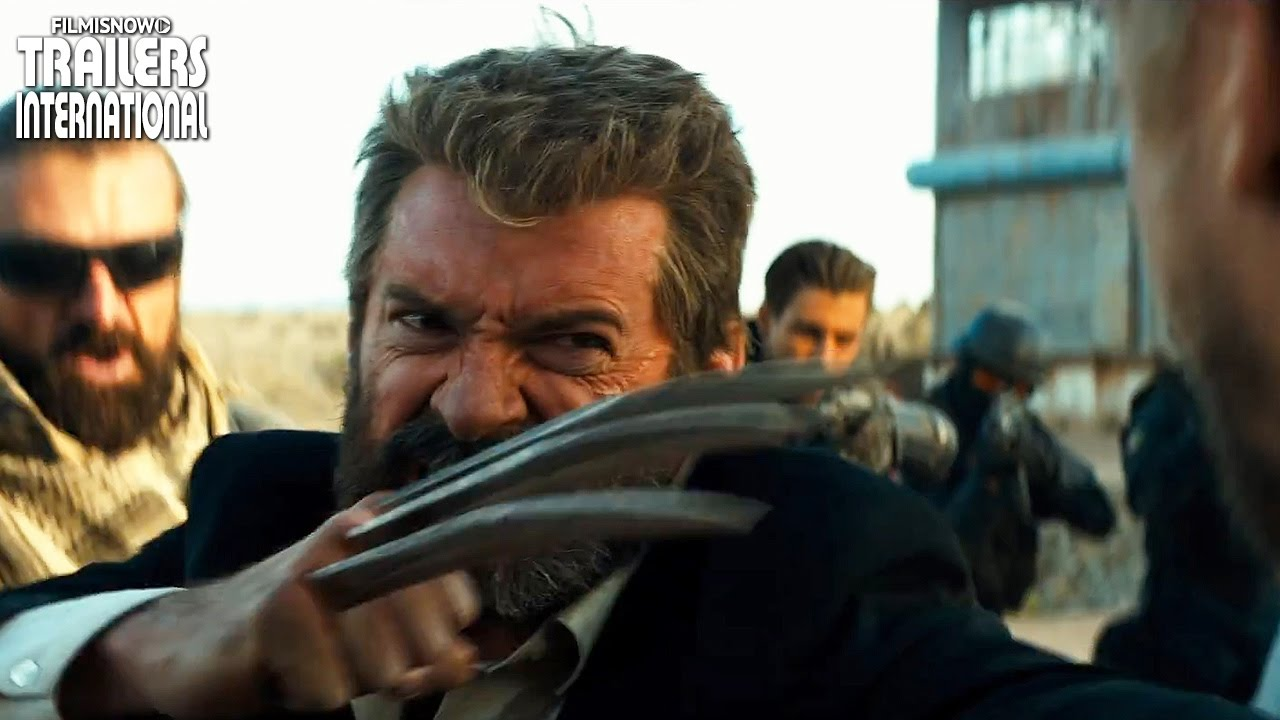 LOGAN de Marvel con Hugh Jackman | Trailer Oficial [HD]