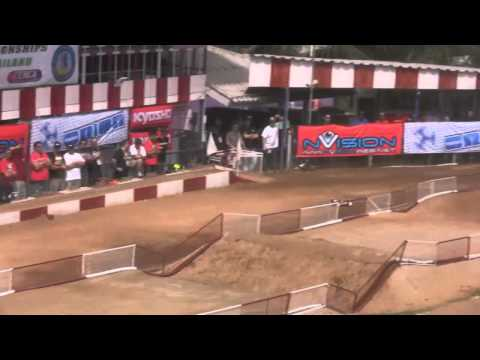 2010 IFMAR WC 1/8 Nitro Buggy-Pattaya,Thailand - Practice Heat 1 Round 2+Practice Times (HD)