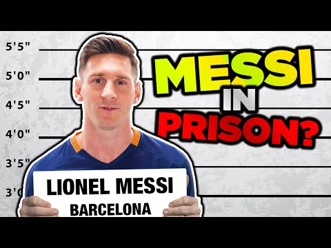 OFFICIAL: Lionel Messi Sentenced To 21 Months In Prison! | Internet Reacts