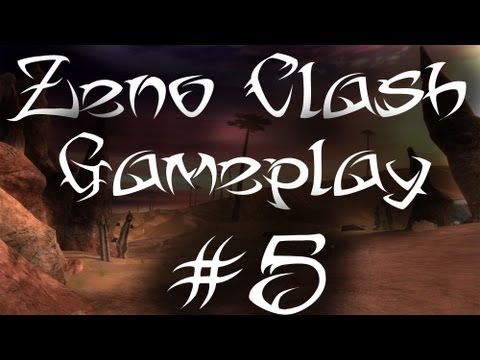 Zeno Clash Gameplay - Part 5 - Sleepy Patrick