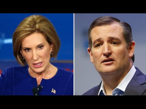 Flailing Ted Cruz Makes Irrelevant VP Pick