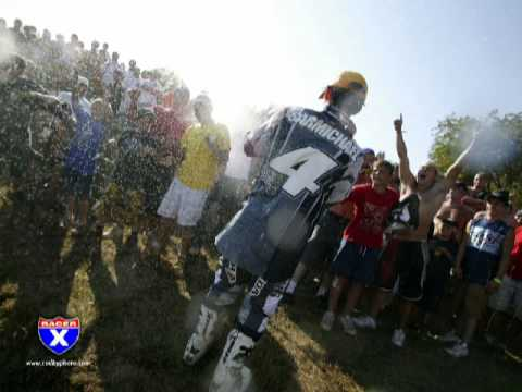 Ricky Carmichael #4 GOAT - Honda CR 250 R Video
