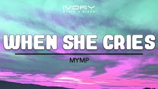 Watch Mymp When She Cries video
