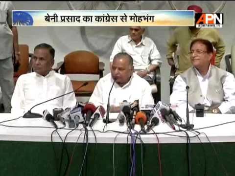 #WatchLoktantra: Beni Prasad Verma joins forces with Mulayam Singh Yadav