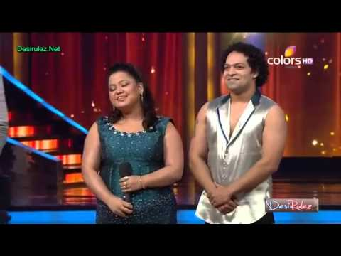 Bharti and Savio-Jhalak Dikhla Ja Season 5 15th September 2012